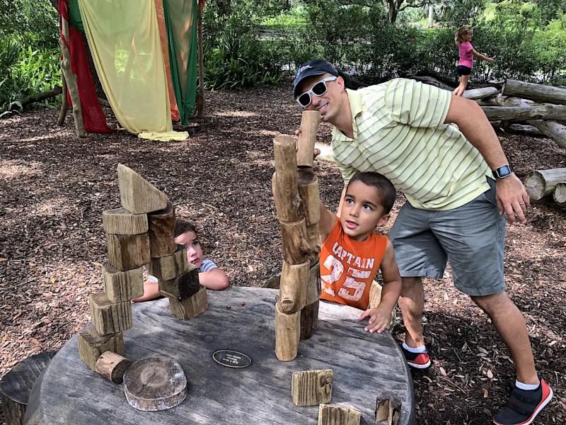 Wooden Blocks Bok Tower
