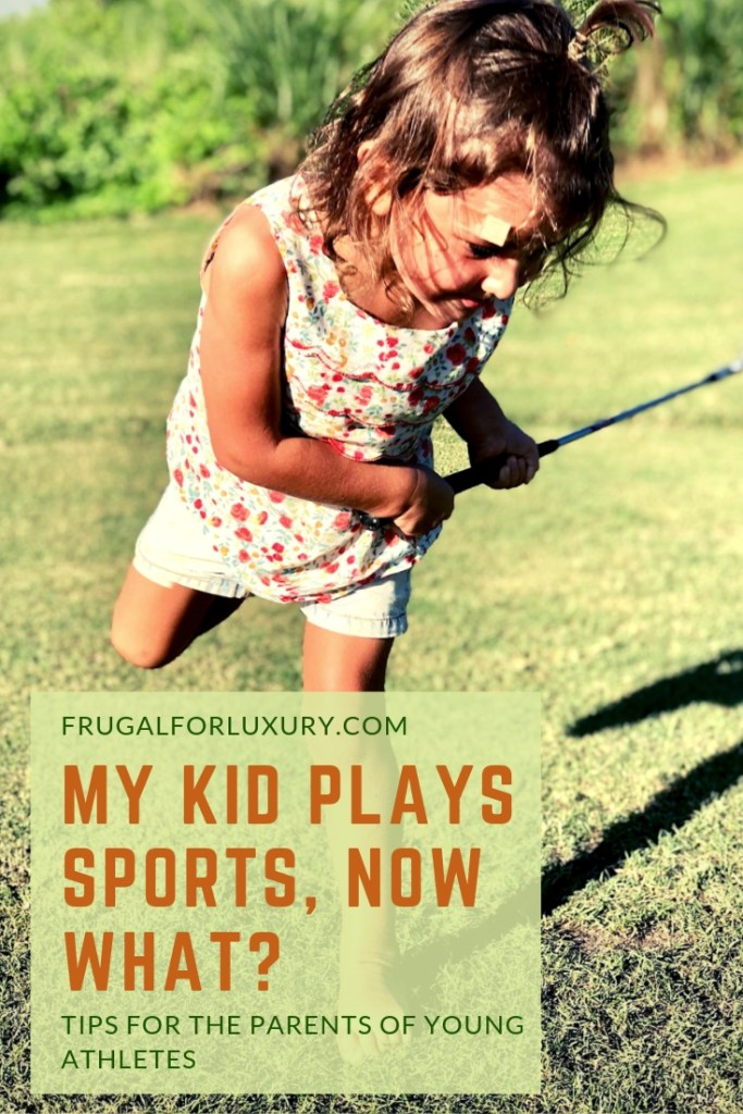 Your Kid Plays Sports, Now What? | Youth Sports | Kids Athletics | Young Athlete | Parenting Tips | Parenting an Athlete | #parentingtips #youthsports #kidathlete #parentofathlete #onthefield #behavior