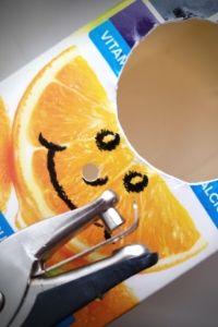 Milk Carton Birdhouse For Kids To Make | Frugal Fun Mom