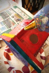 Birdhouse | Frugal Fun Mom