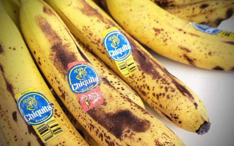 Freeze Overripe Bananas  - Frugal Friday Tip #1 | Frugal Fun Mom