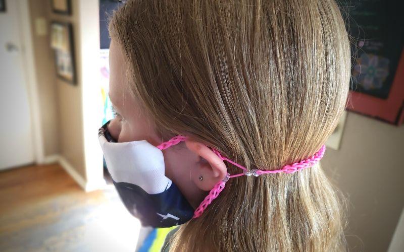 Easy No Sew DIY Face Mask | Frugal Fun Mom