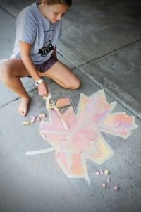Frugal Fall Crafts To Do With Your Kids | Frugal Fun Mom