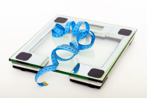 Find exercise you love and weigh less on scale.