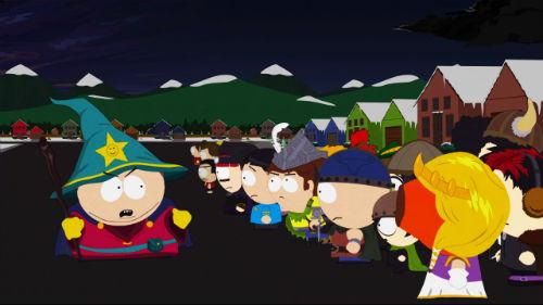 South Park Line up