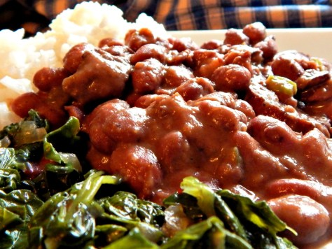Red Beans & Rice - the classic recipe