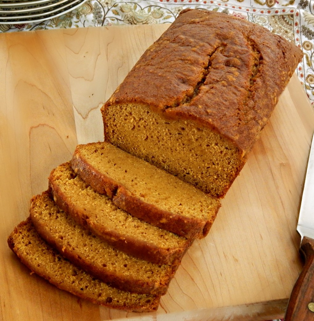 My Grandmother's Pumpkin Bread