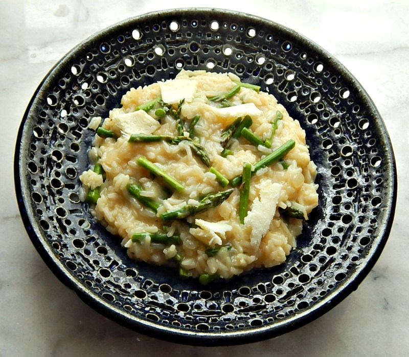 Asparagus Risotto Cook's Illustrated Method