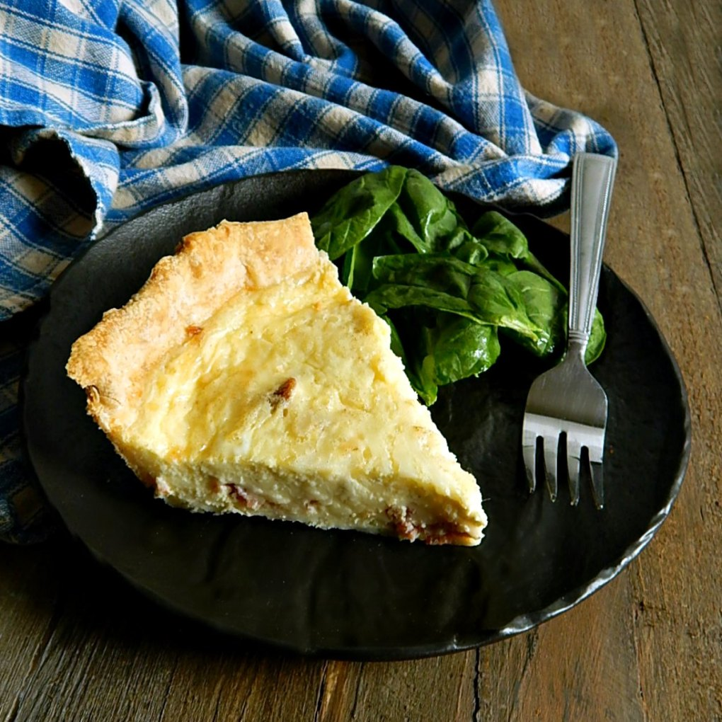 Quiche Lorraine Cook's Illustrated