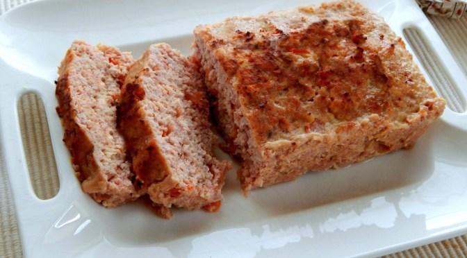Grandma's Old Fashioned Ham Loaf