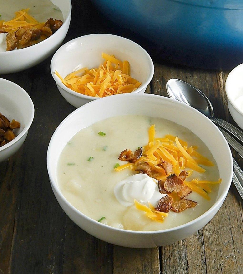 Hearty Potato Chowder