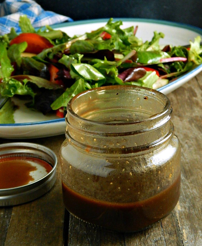 Melissa d'Arabian's Mustard Vinaigrette