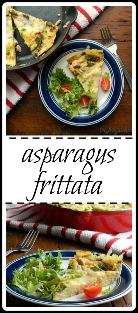 Frittatas are easy, healthy & a great way to use up leftovers! This recipe works with just about any vegetable/meat/cheese combination.