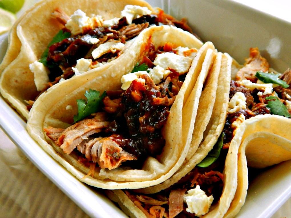 Mexican Shredded Pork or Beef