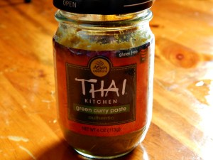 why not try a paste instead of curry powder