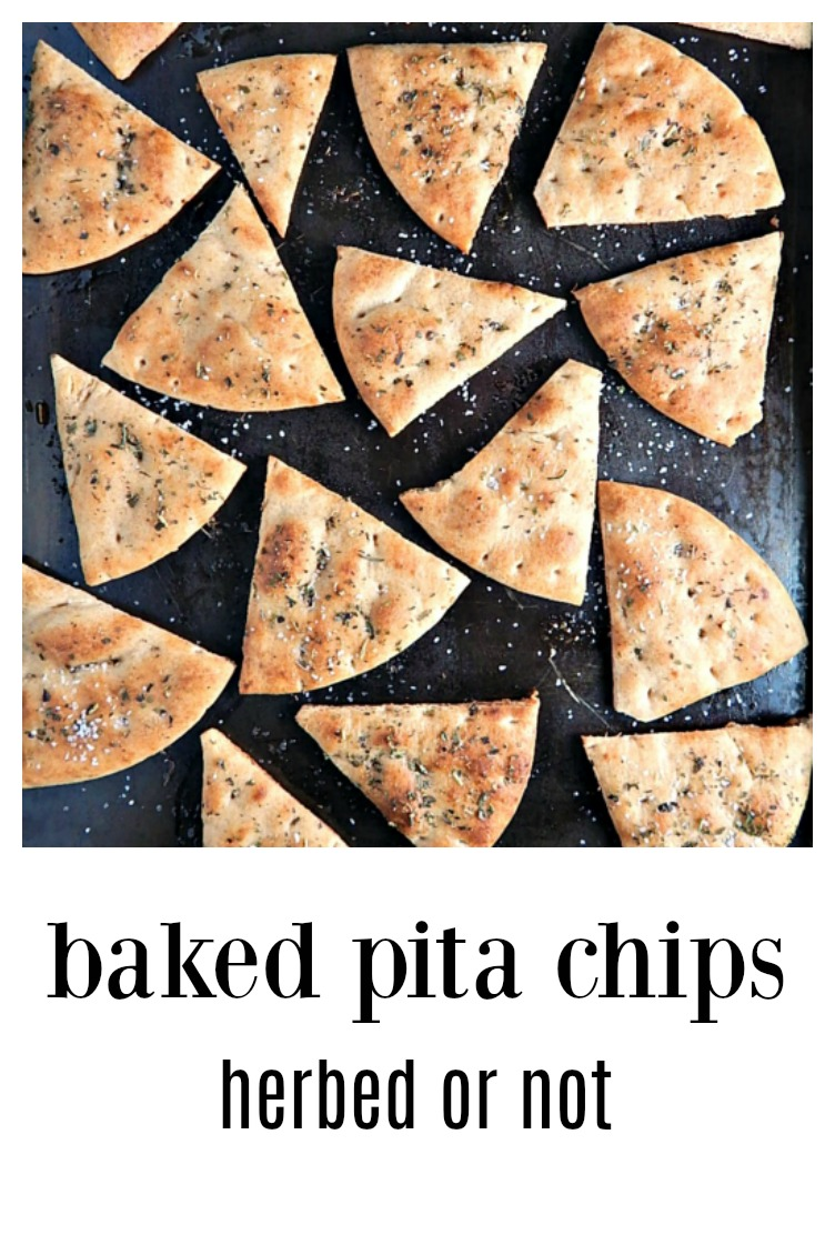 If you haven't made your own Baked Pita Chips, you might not get how fabulous they are until first taste! Best of all they take minutes and are customizable! Make any flavor your heart desires or your brain can think up! #HomeMadePitaChips #BakedPitaChips