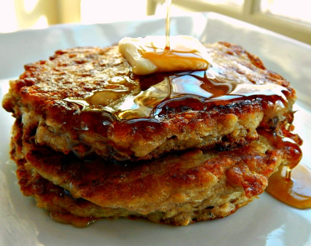 Scottish Oatcakes Oatmeal Pancakes