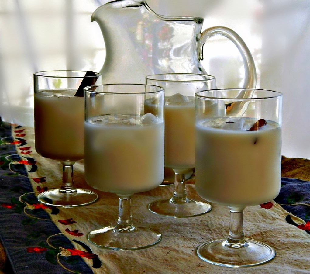 Horchata Mexican Rice Drink