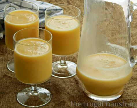 Orange Julius Recipe