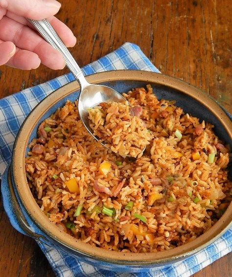Down & Dirty Rice