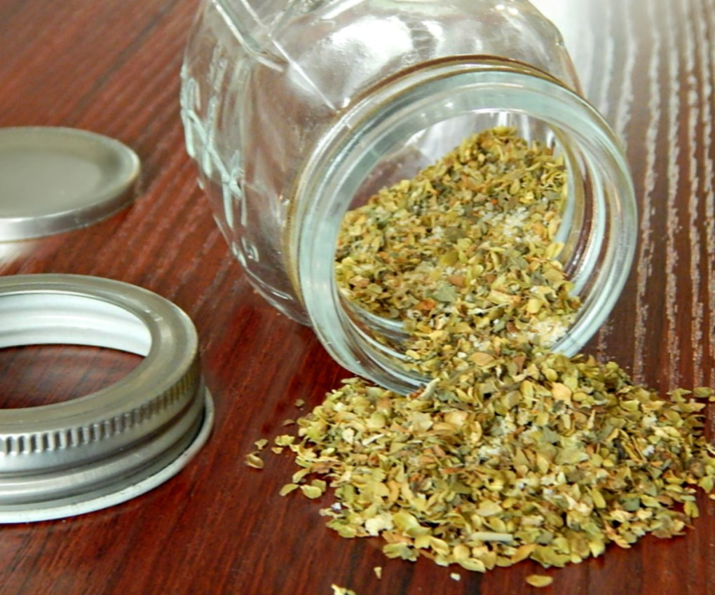 Home-made Greek Seasoning
