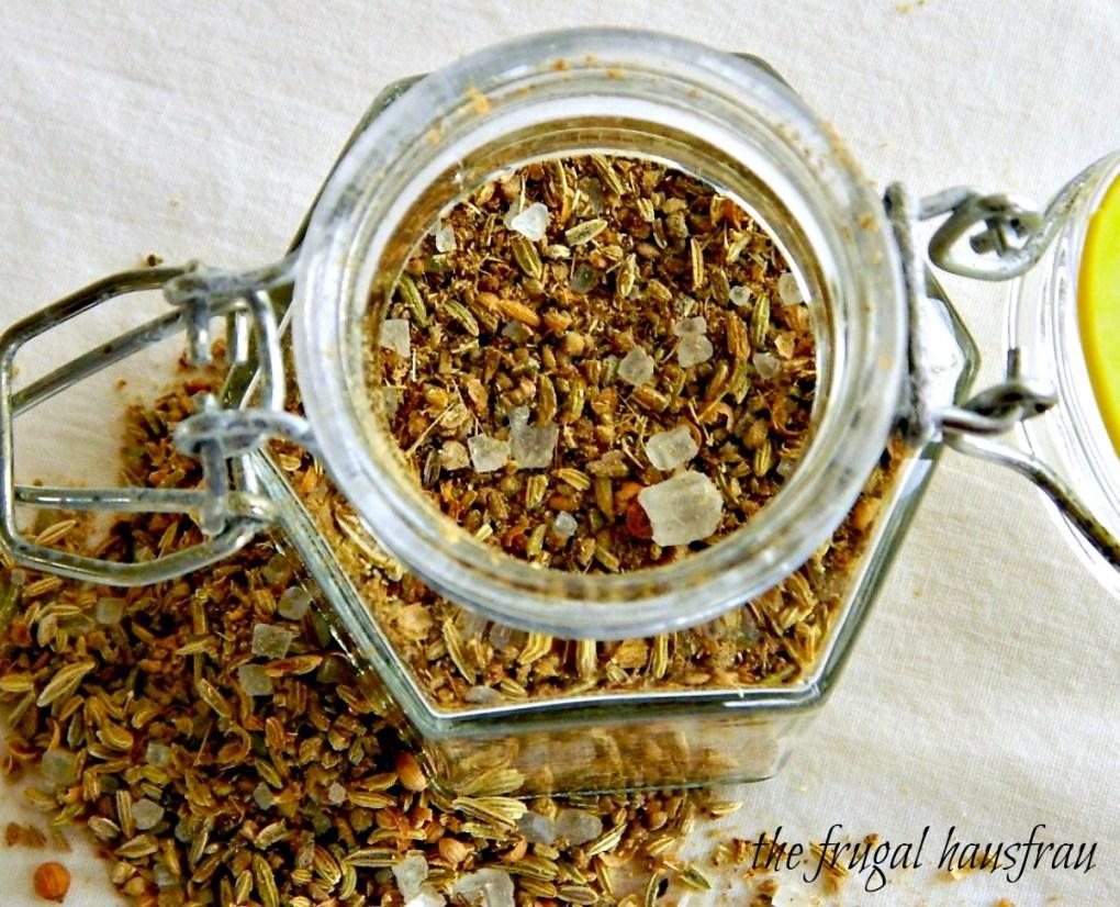 Michael Chiarello's Fennel Spice Rub