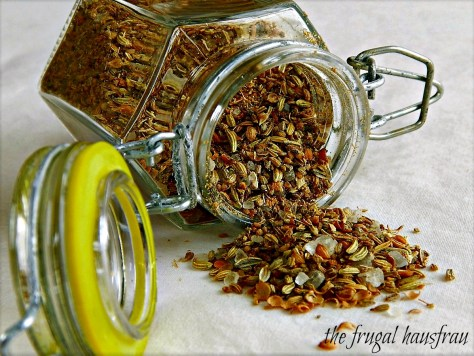 Michael Chiarello's Fennel Spice Rub