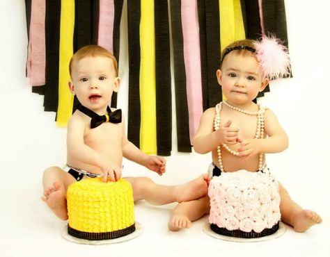 The Twins one year!