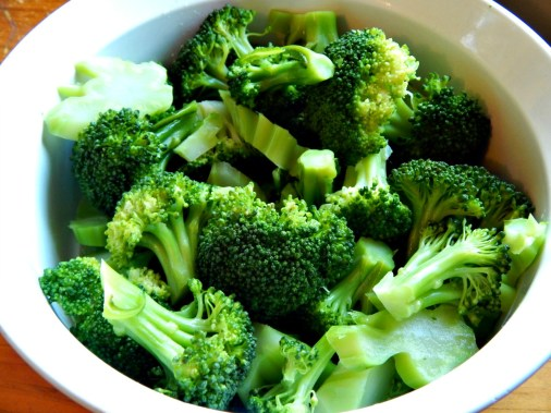 Make extra broccoli