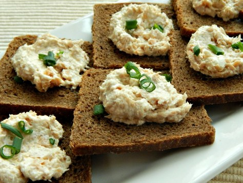 Smoky Salmon Spread