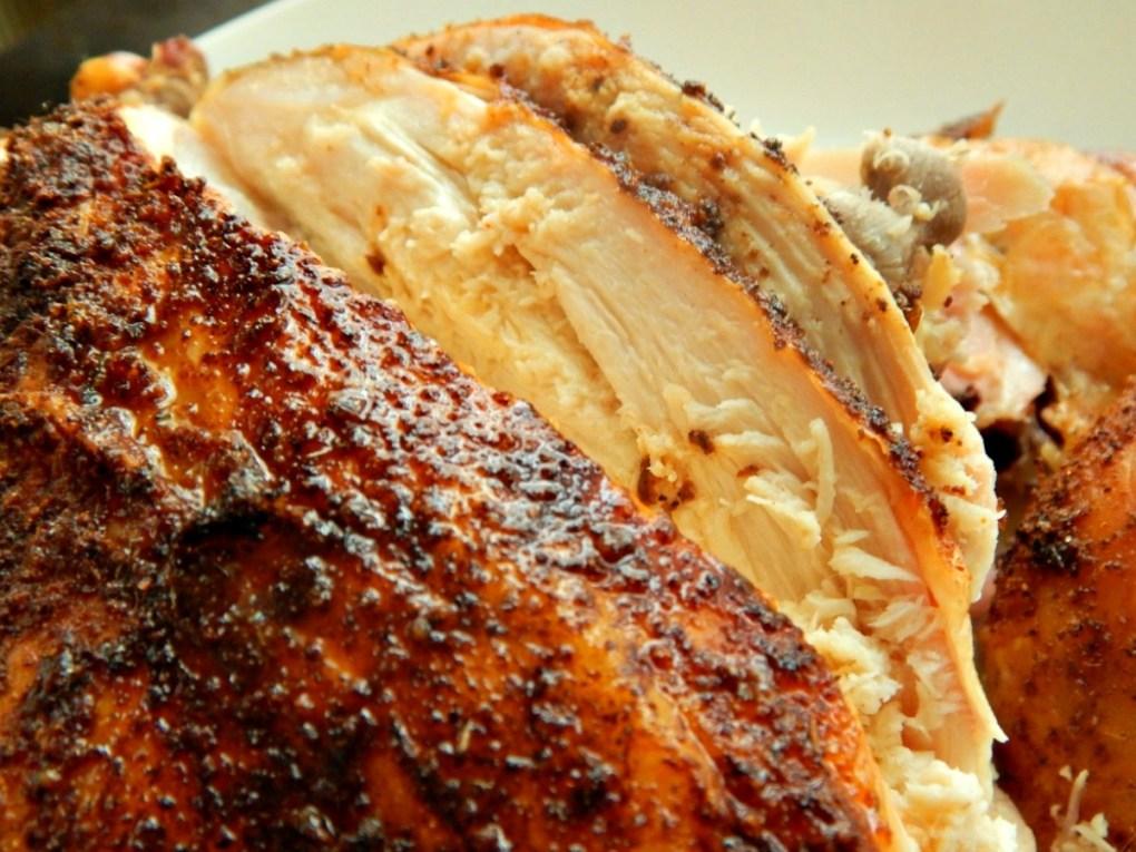 Rotisserie-Style Chicken (No Rotisserie Needed)