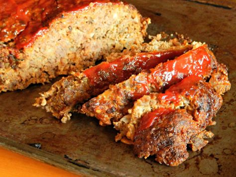 Steakhouse Meatloaf