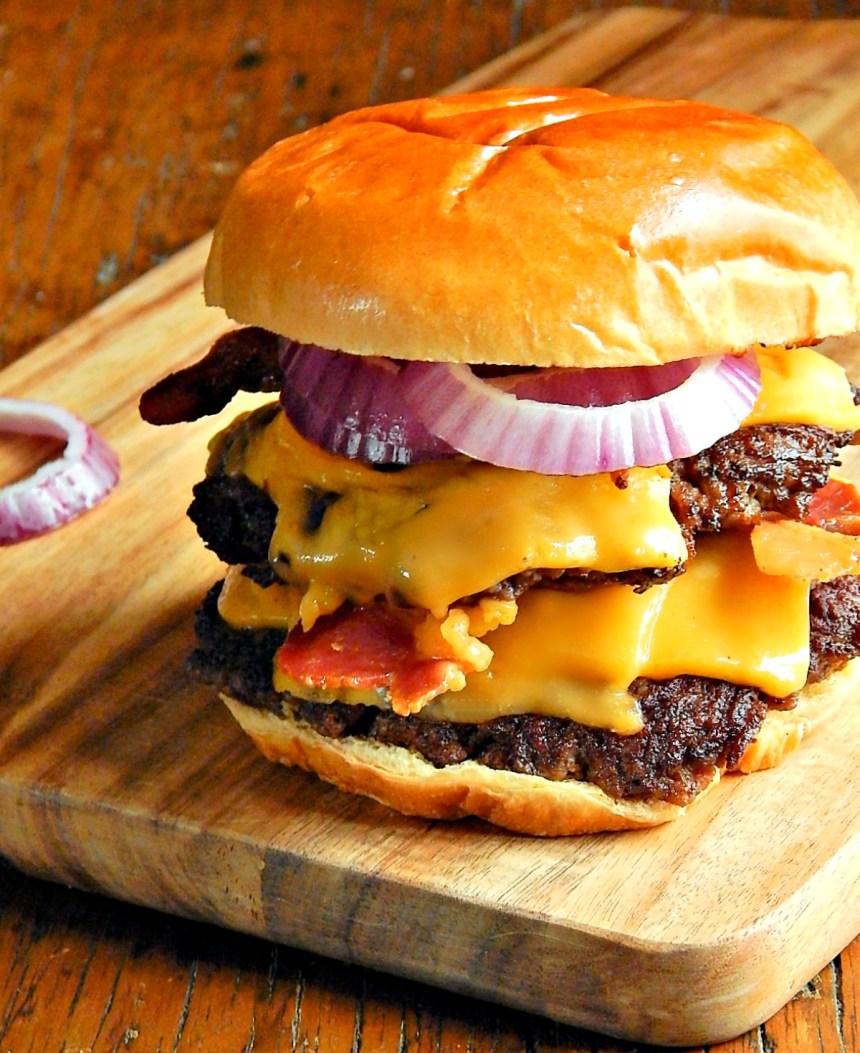 Copycat Smashburger Home Style