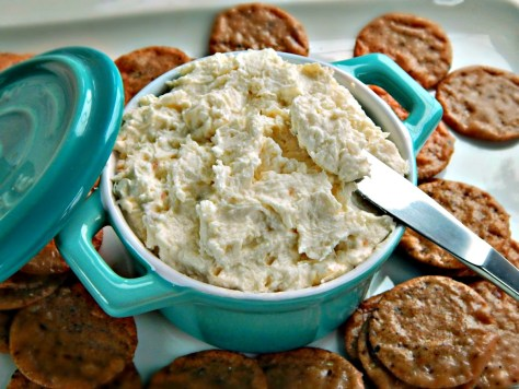 Mom's Old-Fashioned Crab Dip