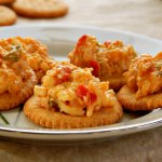 Tequila Spiked Pimento Cheese