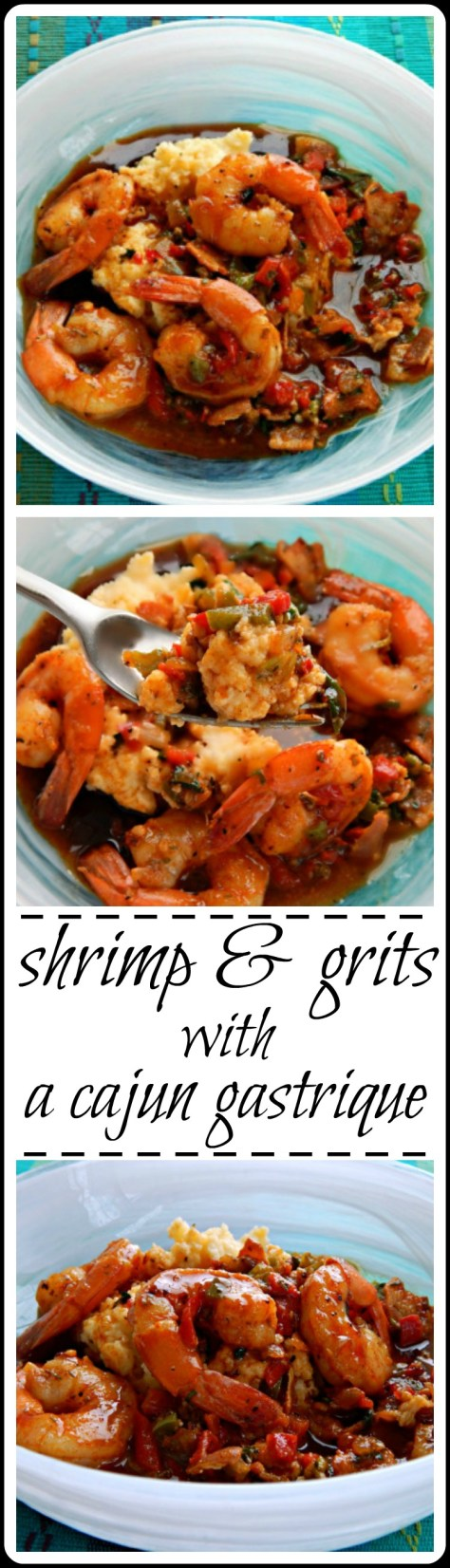 These Shrimp & Grits are nothing like any you might have ever tasted!!