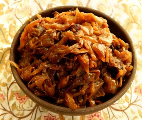 Caramelized Onions in the Crockpot slow cooker