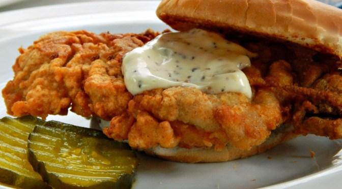 Spicy Chicken Sandwich, BA's Best