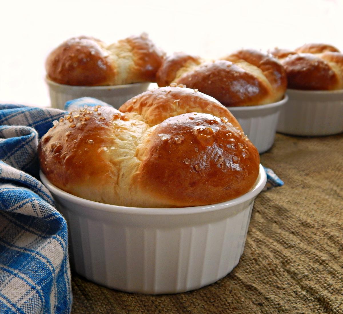 Kindred's Milk Bread - Japanese method Tangzhong