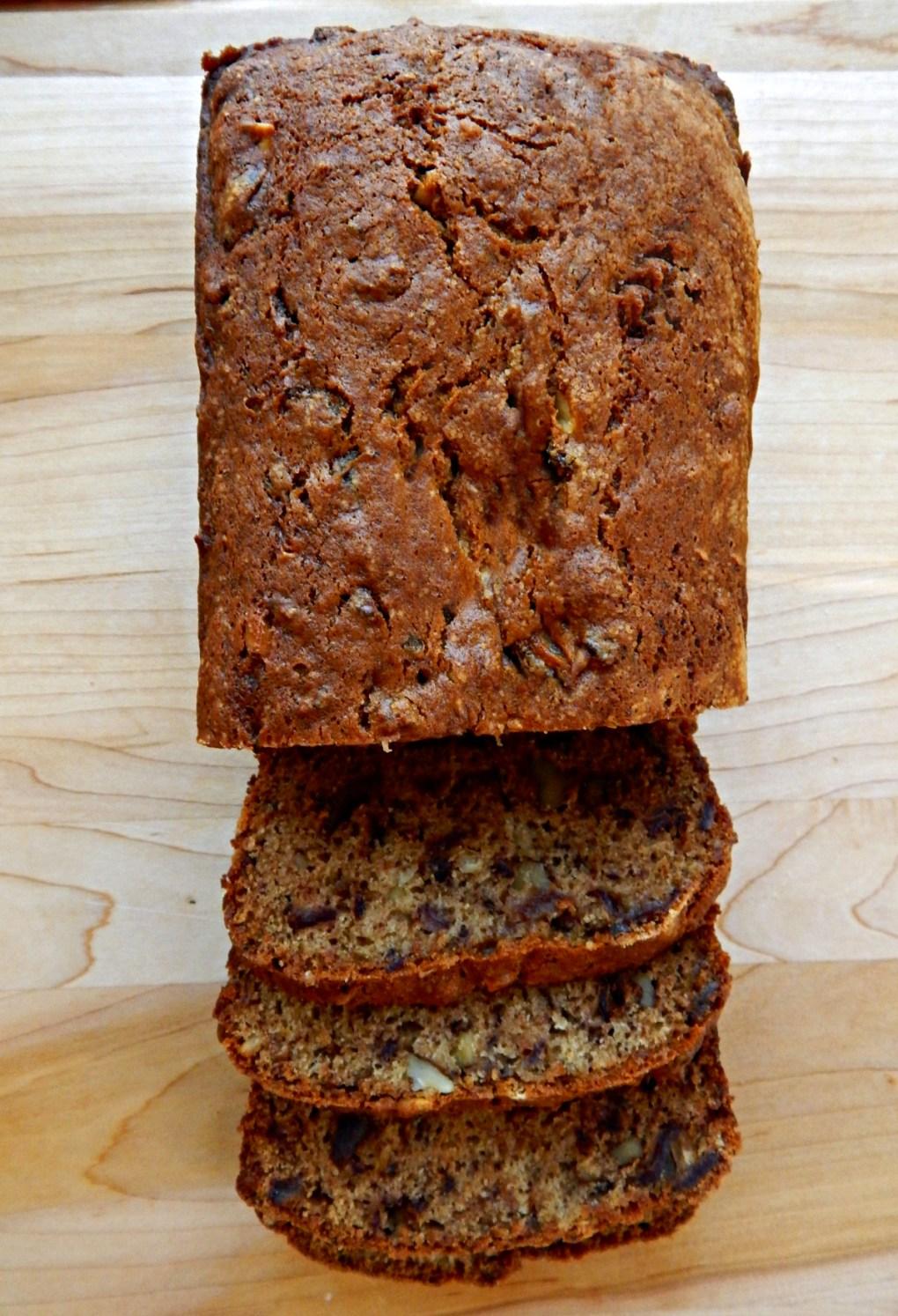 Pat Nixons Date Nut Bread