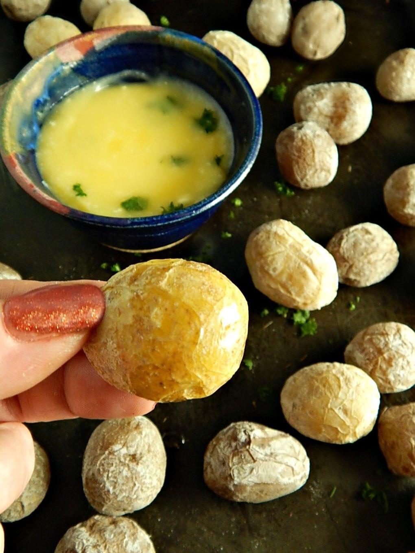 Syracuse Salted Potatoes