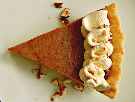 Dulce de Leche 2 Layer Pumpkin Pie