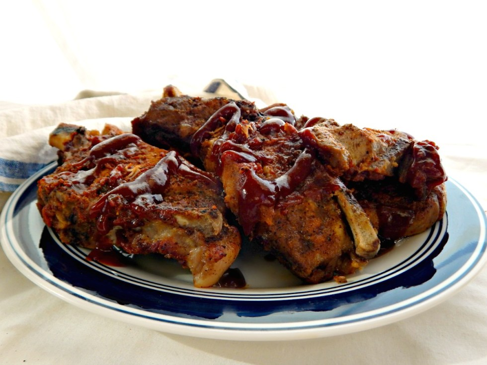 Country Style Ribs in the Slow Cooker