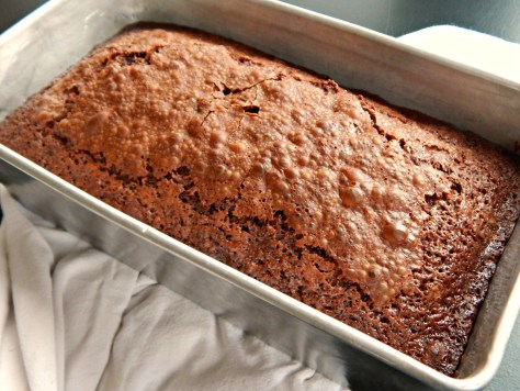 Brownie Banana Bread