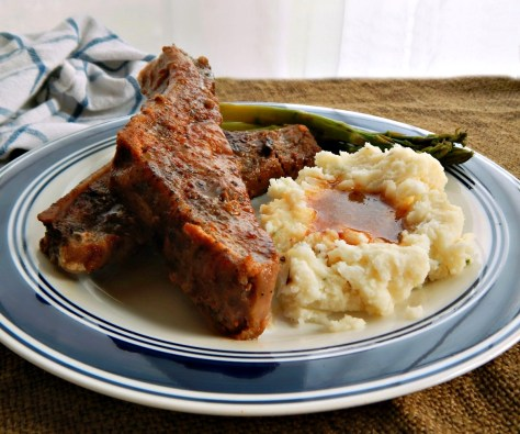 Slow Cooker Sweet & Sour Country Ribs 3