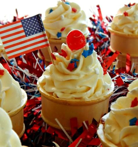 Ice Cream Cone Cupcake