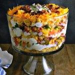 Classic Cornbread Salad