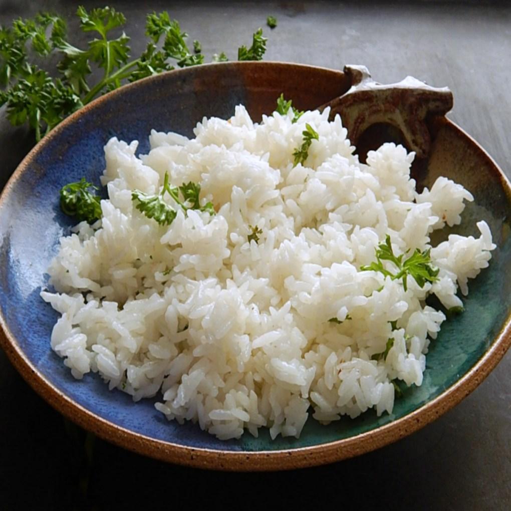 Cilantro Lime Rice Instant Pot or Stove Top Chipotle Copycat