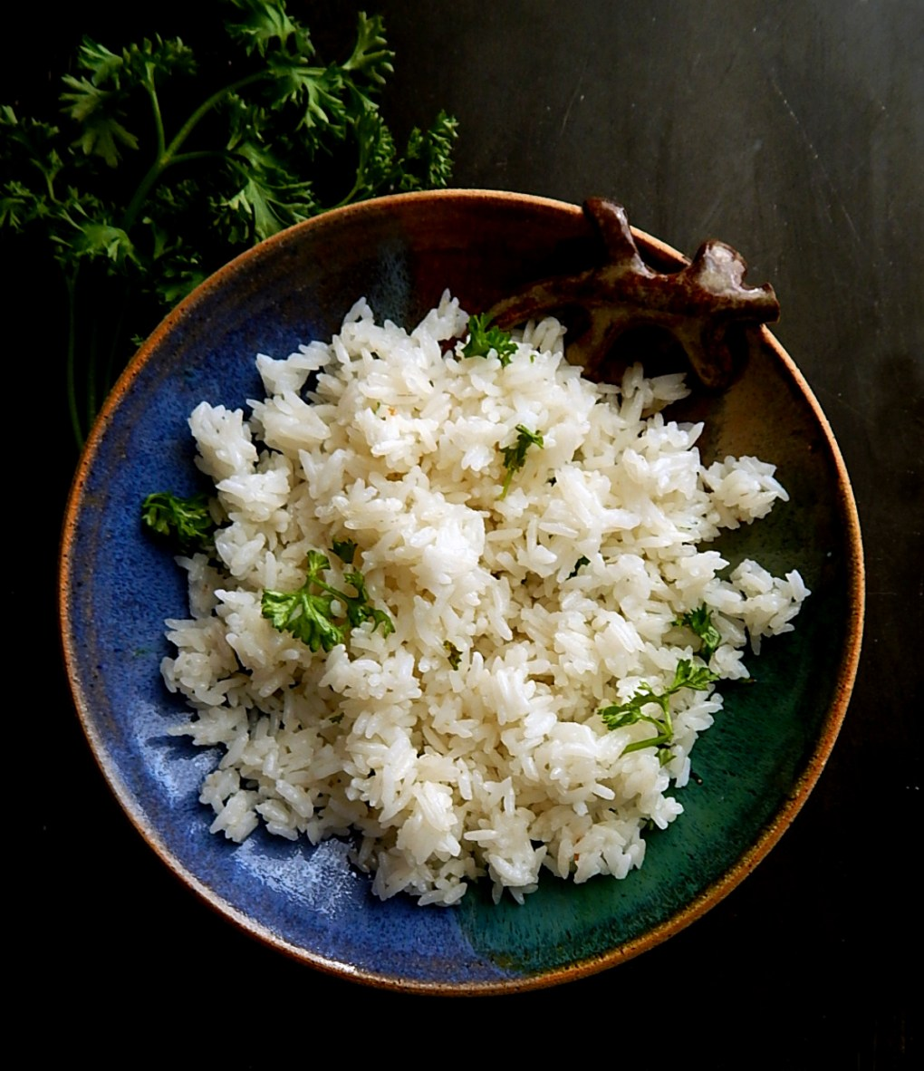 Cilantro Lime Rice Instant Pot or Stove Top Chipotle Copycat