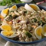 Old Fashioned Tuna Macaroni Salad